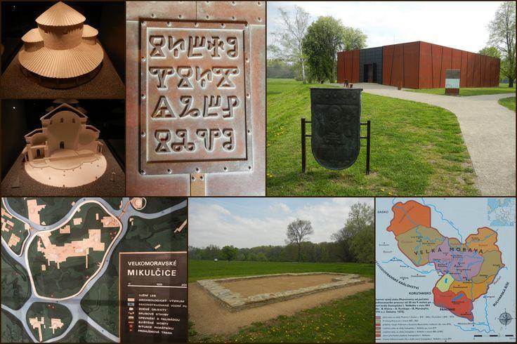 Mikulčice, muzeum