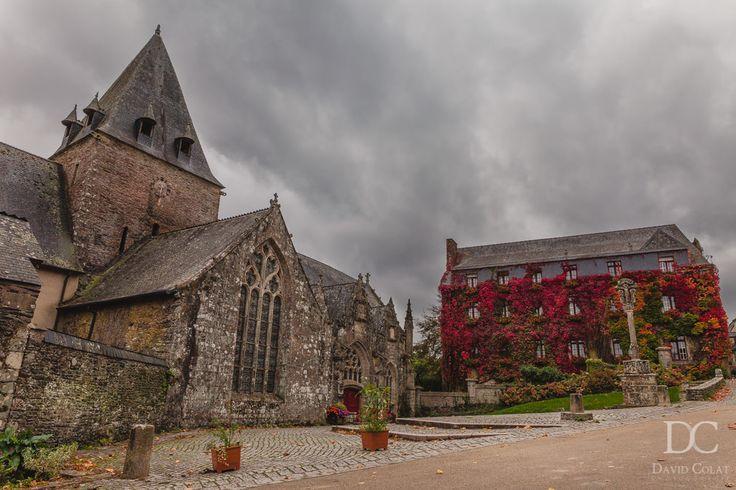 Rochefort-en-Terre Petite Cité de caractère en Bretagne