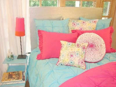 239 best turquoise and pink room images on pinterest | bedroom