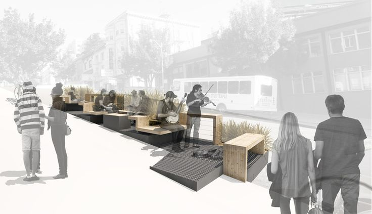 Parklets extens 245 es das cal 231 adas urban furniture urban