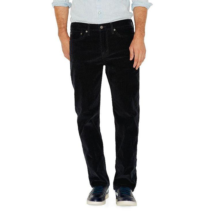 Men's Levi's 514 Straight Corduroy Pants, Size: 28X3