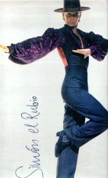 Male+Flamenco+Dancer | Flamenco dance classes given in English or Spanish by Simon el Rubio ...
