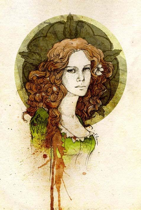 Margaery Tyrell by elia-illustration.deviantart.com on @DeviantArt