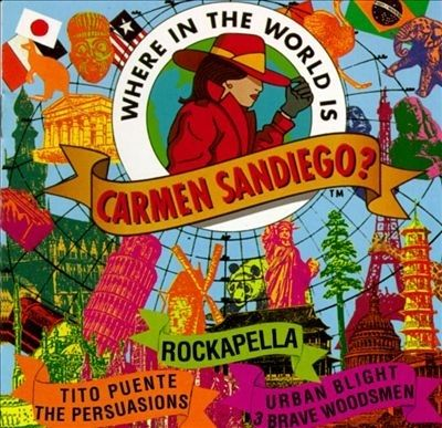 Where in the World Is Carmen Sandiego?   12 Soundtracks To '90s Kids TV Shows You Might Not Know Exist