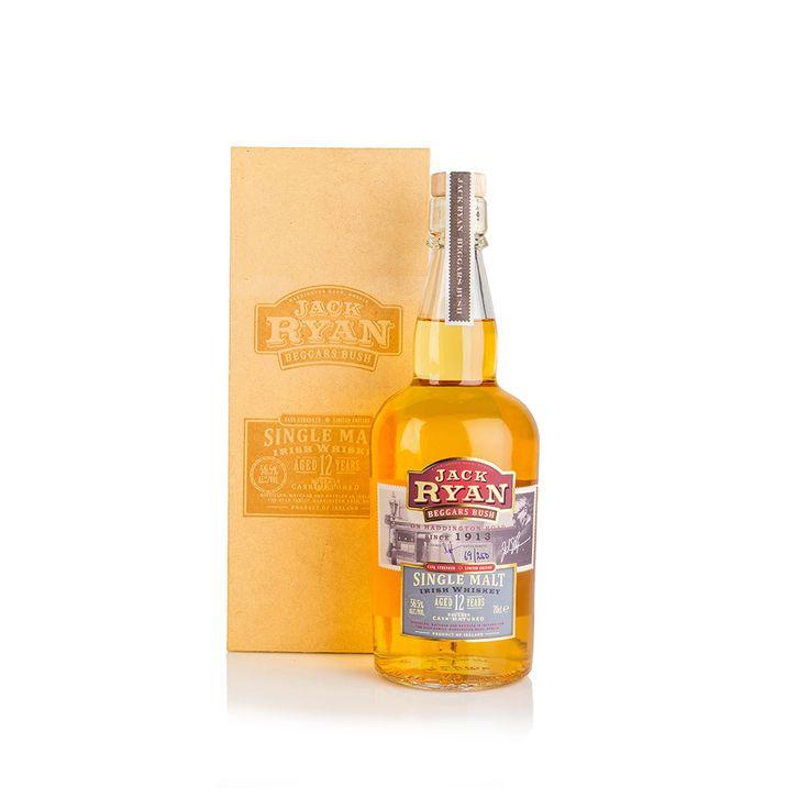 Show details for Jack Ryan Single Malt Irish Whiskey 70cl