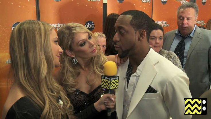 AfterBuzz TV's April 2nd, 2012 Dancing with the Stars Red Carpet Package