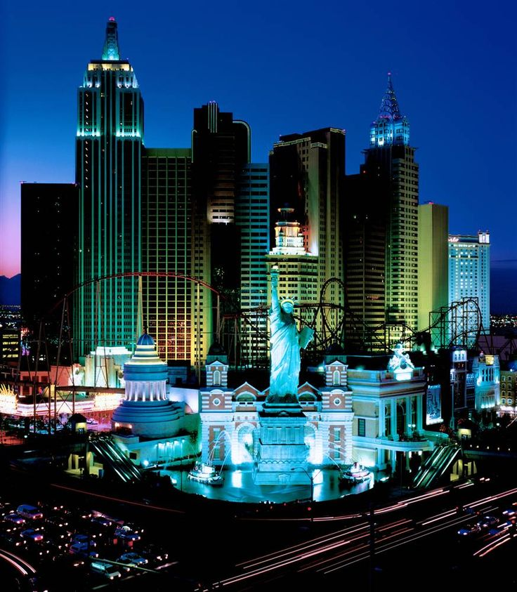 Las Vegas The most beautiful places in USA Vegas hotel
