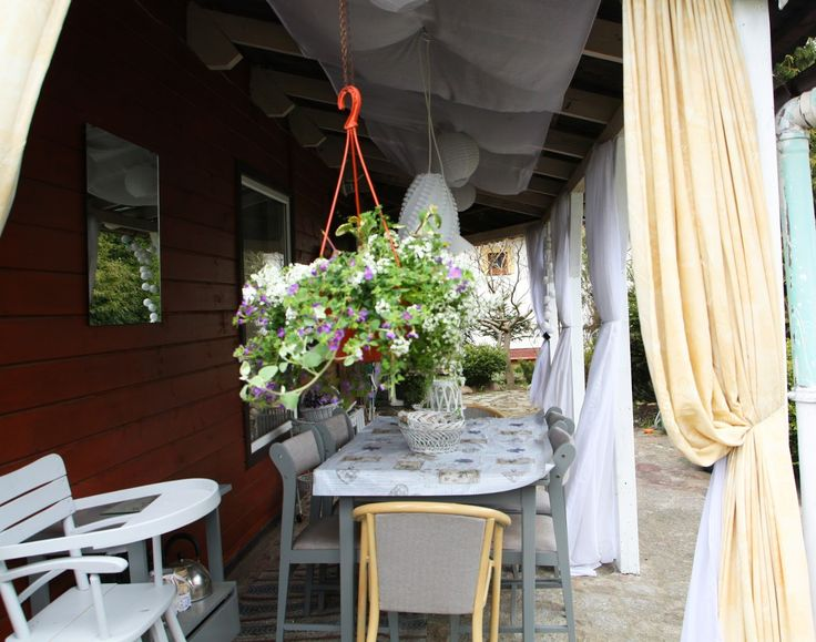 Summer house ,terrase