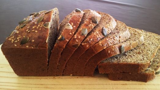 BREAD - Banting Buttermilk Seed Loaf
