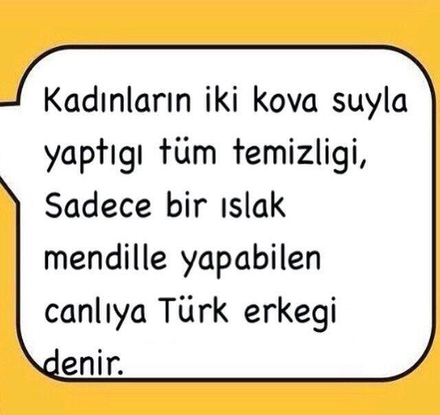 Klasik Türk Erkeği işte