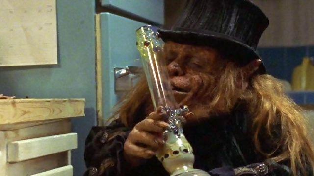 Vintage funny horror movie parody with dildo - 2 part 1