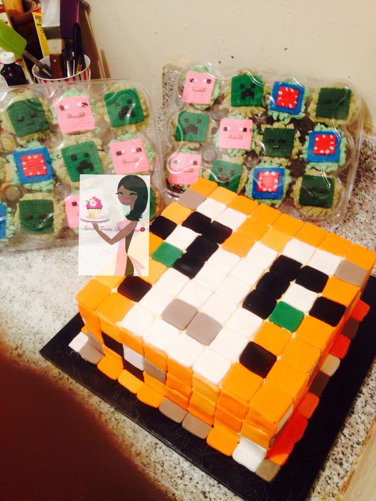 11 best Stampy Cat Birthday images on Pinterest Minecraft party