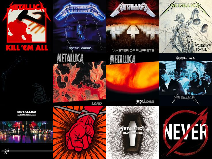 395 best images about METALLICA on Pinterest | Metals ...