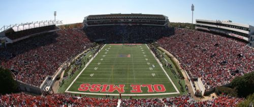 Looking for Ole Miss Rebels Football Tickets visit SecSeats.com and choose your tickets to see the Rebels at Vaught Hemingway Stadium.