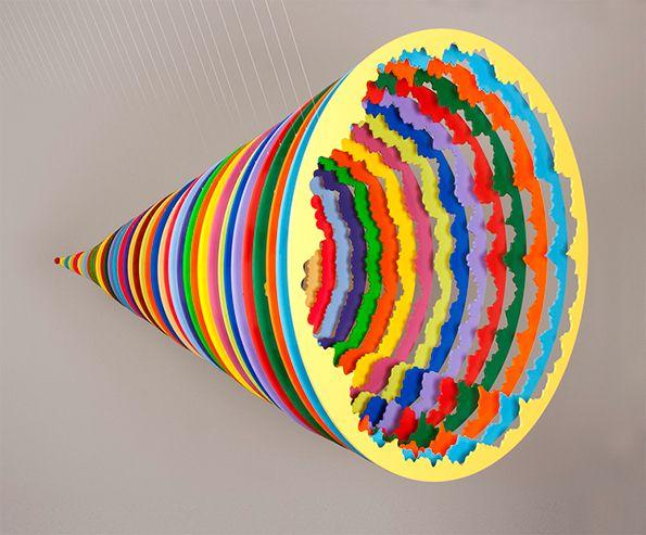 Best Jen Stark Images On Pinterest Paper Sculptures Paper - Mesmerising hand crafted paper sculptures jen stark