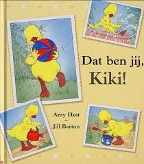 Dit ben jij Kiki- Bibliotheek Breda