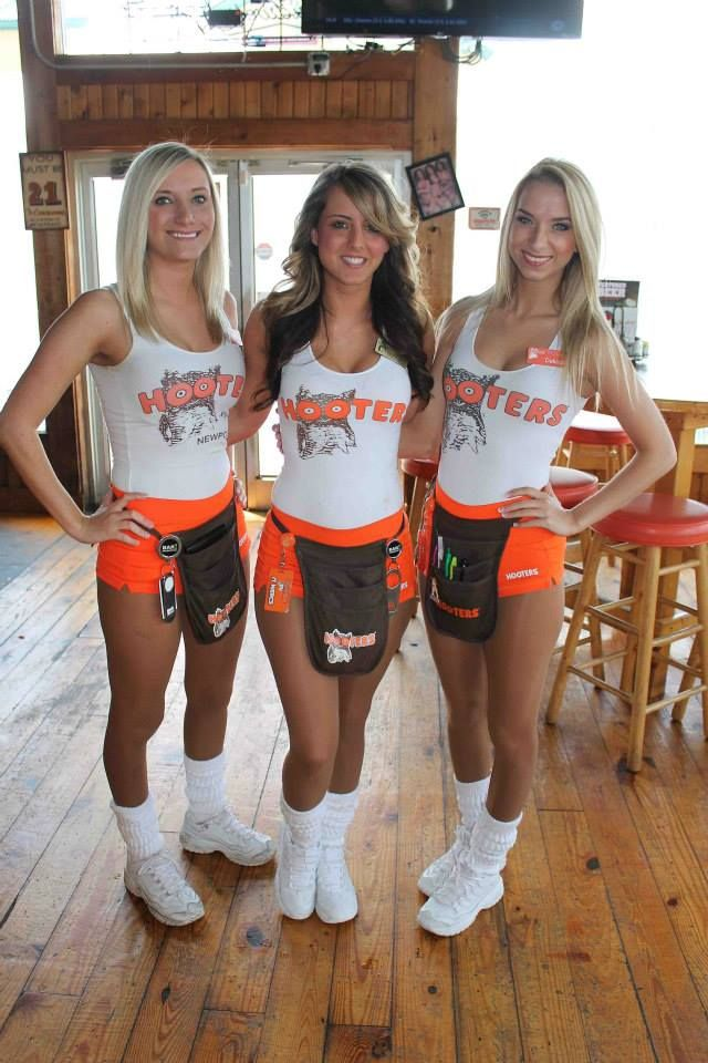 Speaking, would Hot girls in hooters uniforms