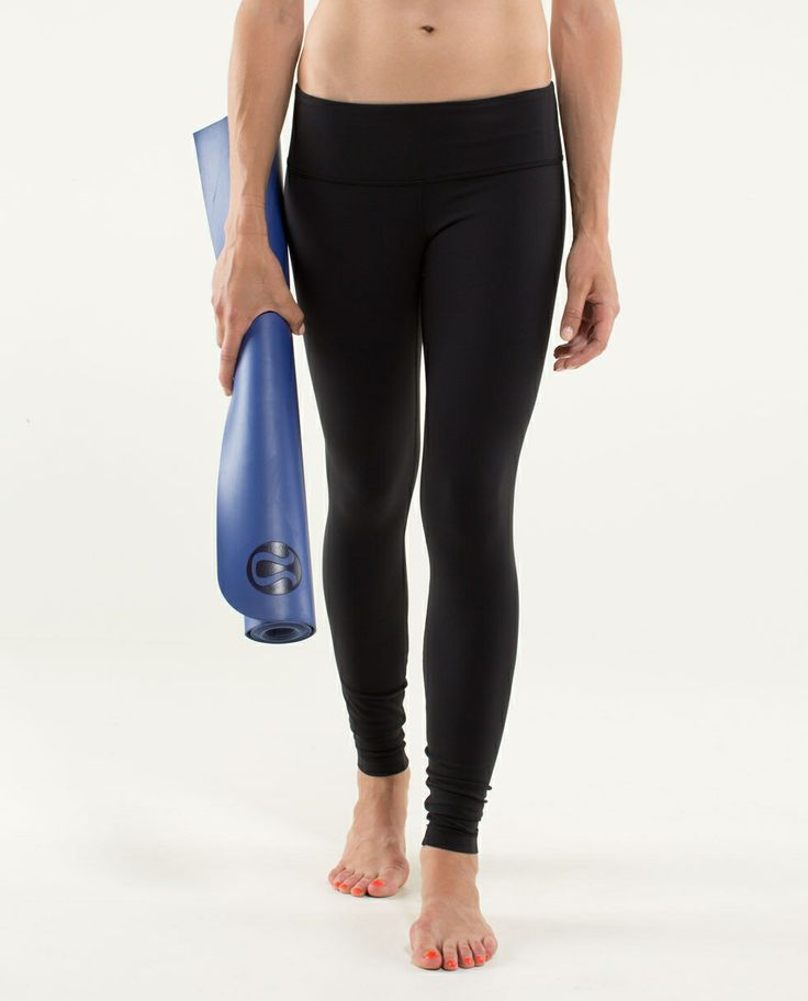 The video for these pants just makes me feel really motivated for some reason.   | women's yoga pants | lululemon athletica