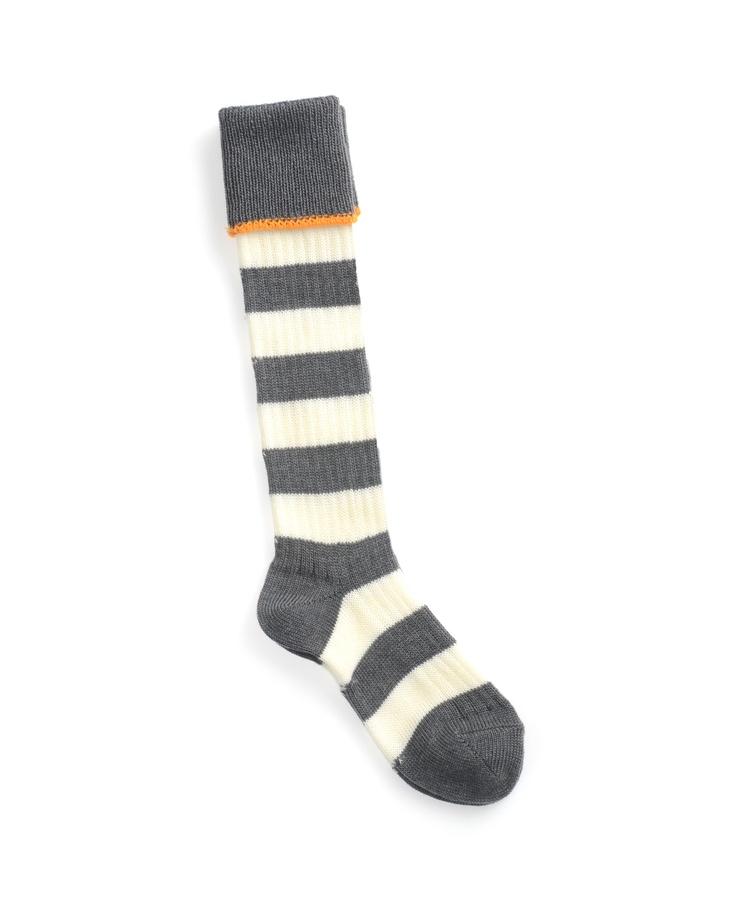 RUGBY wool knee sock