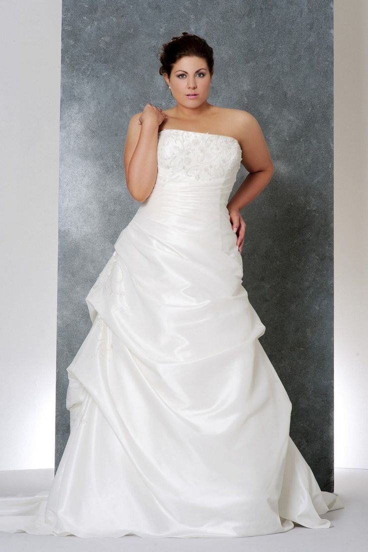 16 best plus size wedding dresses images on pinterest marriage shop 2013 wedding dresses plus size wedding dresses a line strapless court train pxxgkqfr online affordable ombrellifo Image collections