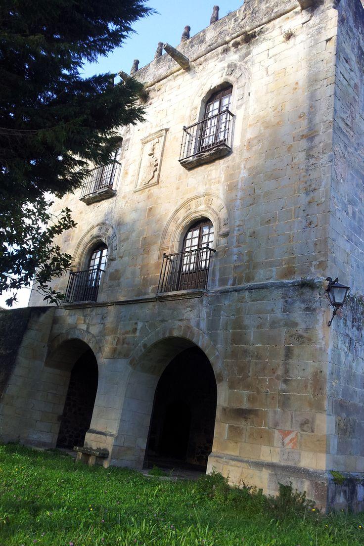Palacio de Velarde, Santillana del Mar. Cantabria.