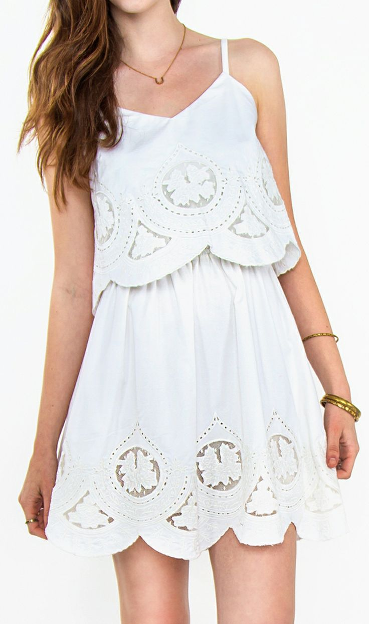 Garden Willow Dress