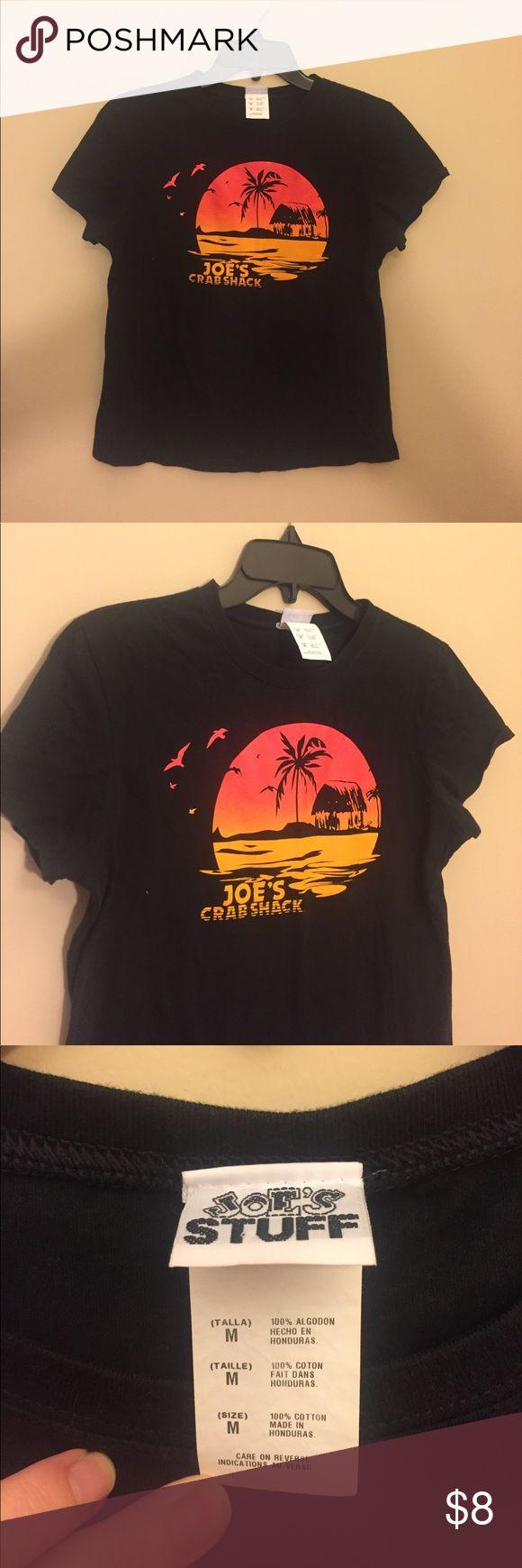 Joe's Crab Shack shirt Size medium Tops
