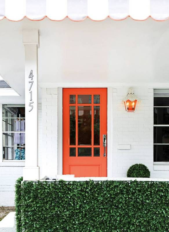 Front Door Paint Trends To Know For 2017