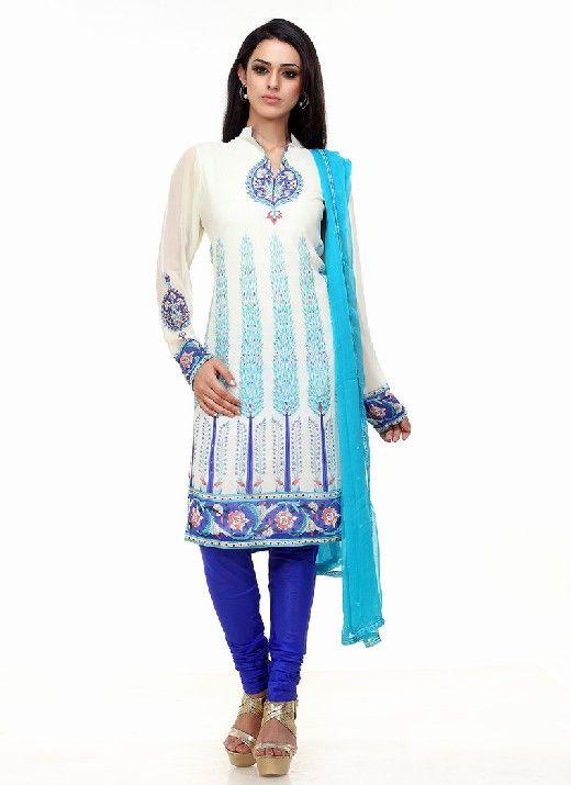 By: Manish Arora  A classy designer #salwar suit