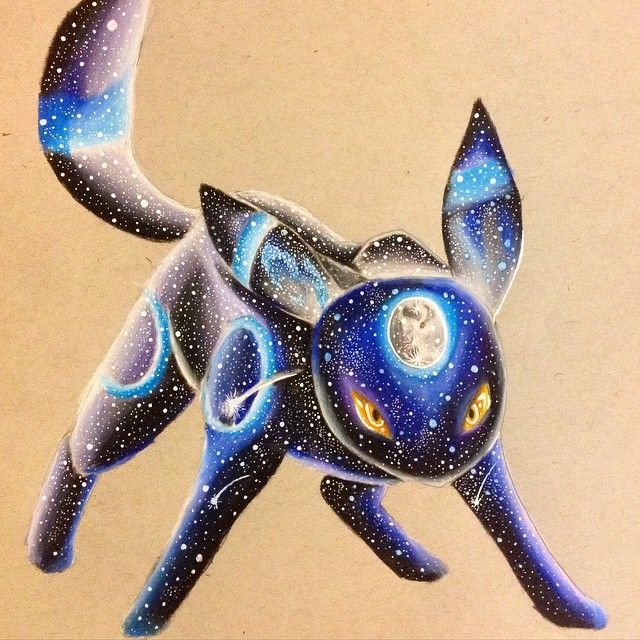 Umbreon, master of darkness! LOVE Pokemon? Visit us: www.PokeMansion.Com