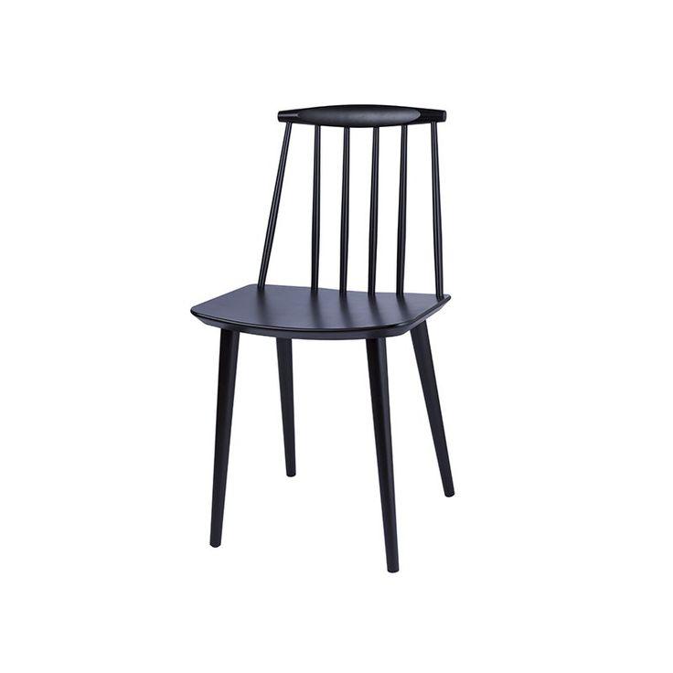 Hay J77 tuoli, musta
