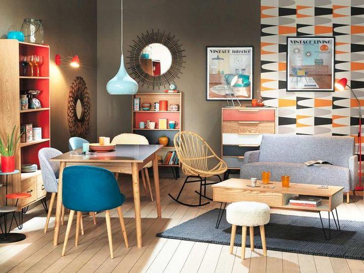 Salones pequeños que parecen grandes: Une el salón y el comedor