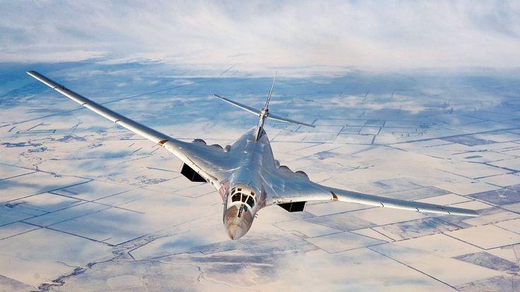 Tupolev Tu-160 Blackjack Russian Bomber