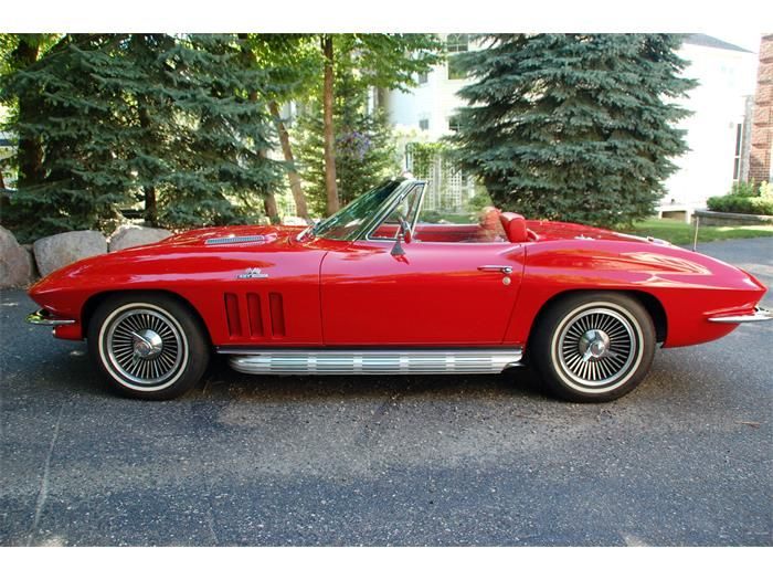 1966 Chevrolet Corvette Stingray for Sale   ClassicCars.com   CC-566941