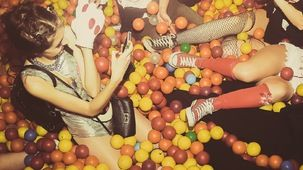Regression Sessions - London's only club night with a bouncy castle, ball pit, and space hoppers