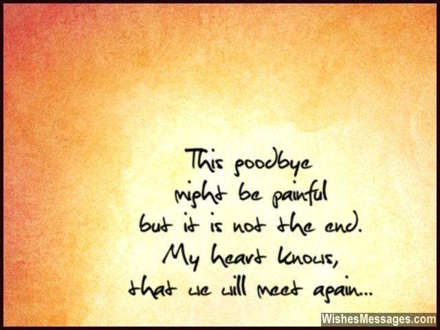 Best  Goodbye Message Ideas On   Farewell Message