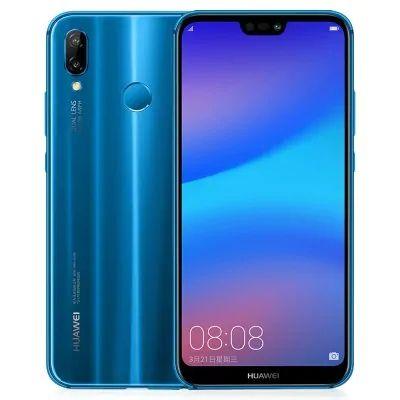 Huawei Nova 3e Huawei P20 Lite Blue Cell Phones Sale Price Reviews Smartfon Kamera