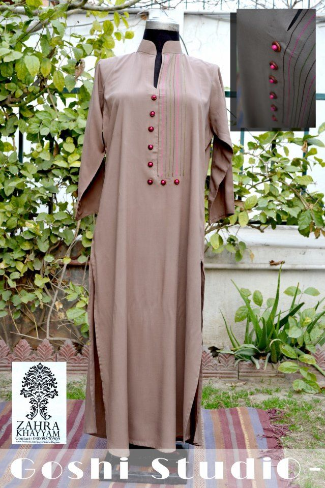 V Luv Fash!on: Zahra Khayyam Casual Shirts & Kurta's Collection 2013 For Women
