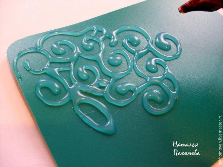 Текстурный лист для полимерной глины своими руками: быстро и просто - Ярмарка Мастеров - ручная работа, handmade