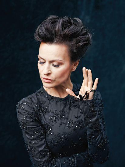 Danuta Stenka - Polish actress | foto by Mateusz Stankiewicz for SUKCES Magazine