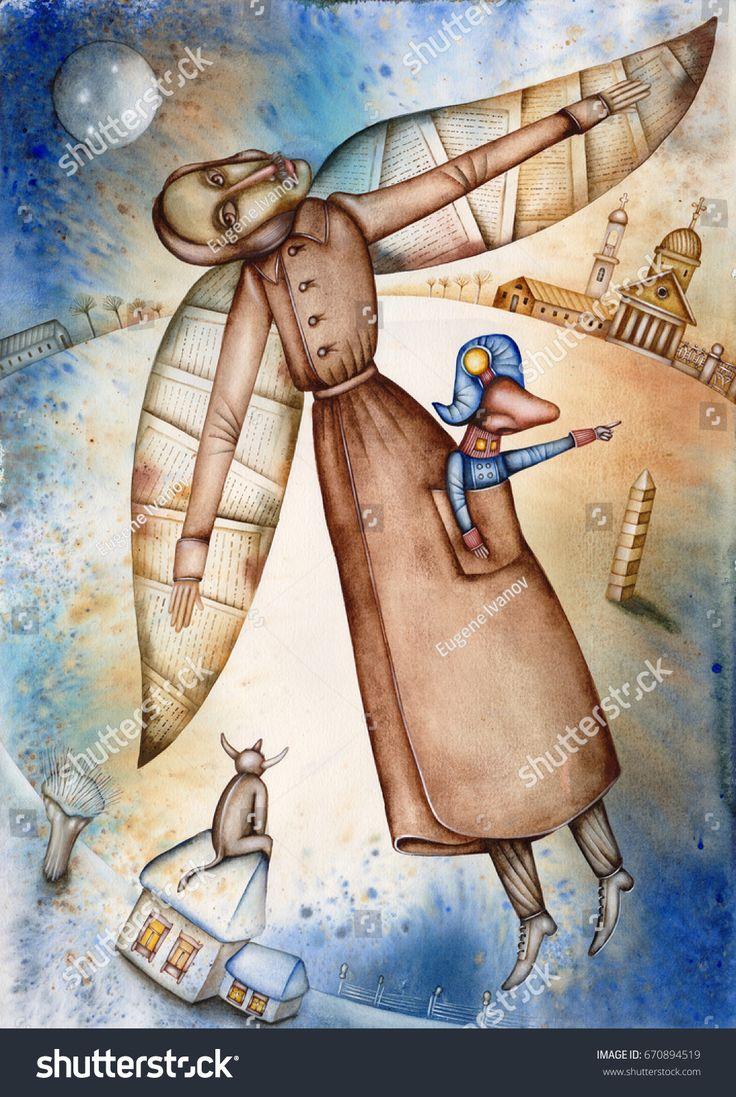 Nikolai Gogol - caricature of the Ukrainian born Russian writer. 1809 - 1852. By Eugene Ivanov #eugeneivanov #19th century #author #caricature #cartoon #dead_souls #dramatist #folklore #gogol #government_inspector #literary_arts #literature #nikolai #nose #overcoat #playwright #romanticism #russia #russian_writer #surrealism #taras_bulba #ukrainian #writer #@eugene_1_ivanov
