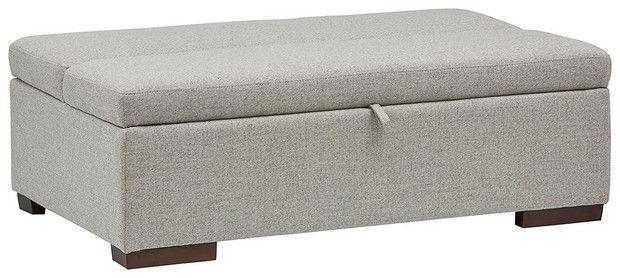 Fold Modern Ottoman Sofa Bed, $399