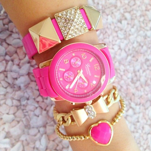Pink stuff.....
