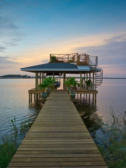 1000 Ideas About Boat Dock On Pinterest Floating Dock