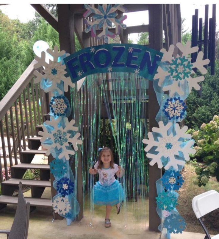 marco para fotos de fiesta de frozen - Yahoo Image Search Results