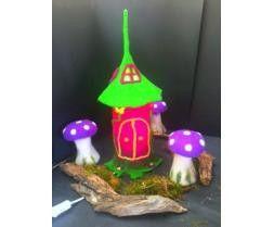 The Puggle Fairy Lamp