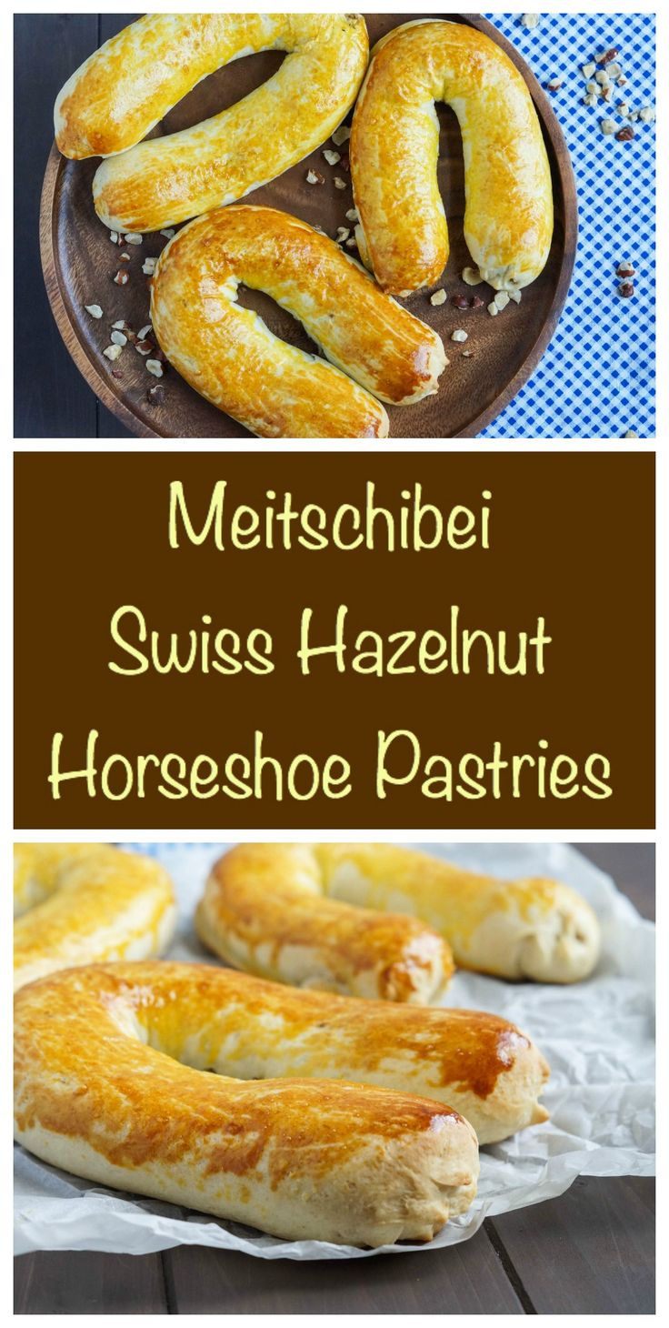 Best 25 swiss recipes ideas on pinterest swiss cheese swiss meitschibei swiss hazelnut horseshoe pastries1 forumfinder Image collections
