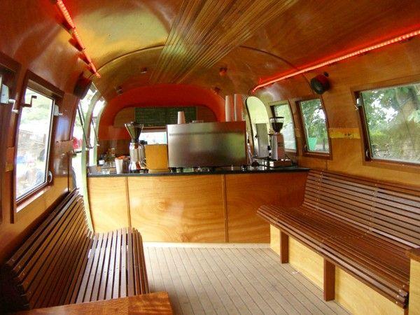 restaurant vintage airstream