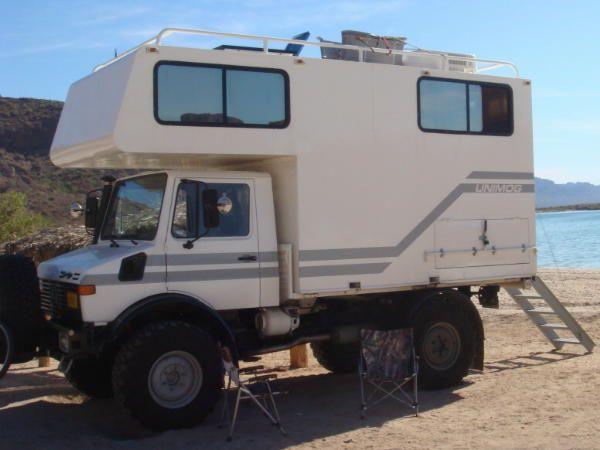 mercedes unimog camper for sale. Black Bedroom Furniture Sets. Home Design Ideas