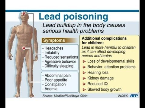 Lead Poisoning: Why It's Happening Now | HowStuffWorks NOW - YouTube